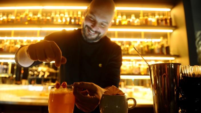 Amano Bar: Die Bar des Mio-Hotels in der Sendlinger Straße ist auch für Münchner einen Besuch wert.
