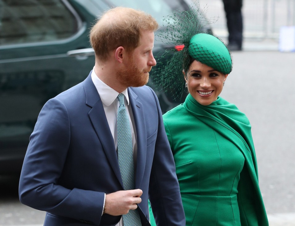 Commonwealth-Tag 2020 - Meghan und Harry