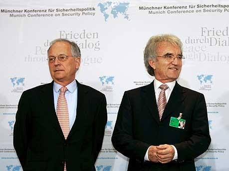 Sicherheitskonferenz Ischinger Teltschik