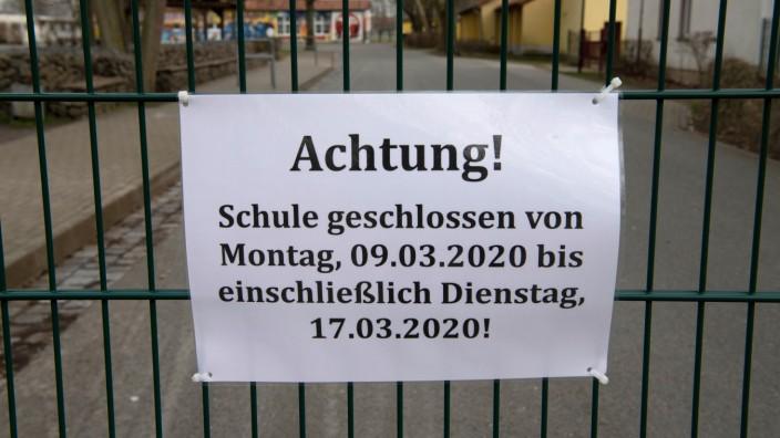 Coronavirus - Schulen in Neustadt/Dosse geschlossen