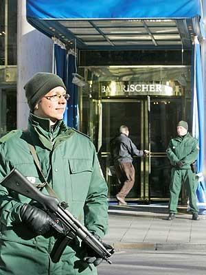 Sicherheitskonferenz Polizei