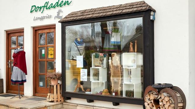 Dorfladen Lenggries Schützenstraße Einkaufen Mode Schmuck