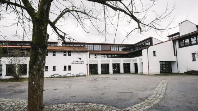 Oberhaching, Gymnasium wegen Corona geschlossen, Foto: Angelika Bardehle