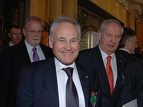 Sicherheitskonferenz Huber