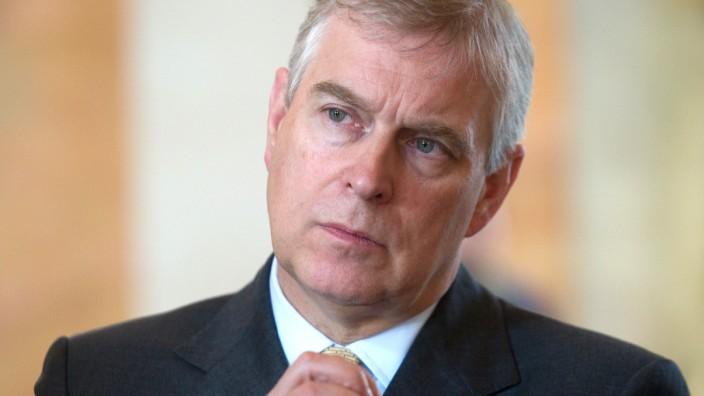 Fall Epstein:Prinz Andrew