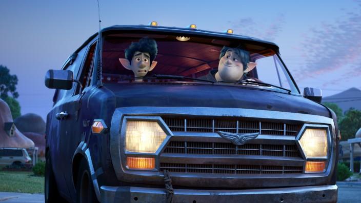 """nullFilmstills """"Onward"""" (Kinostart am 6.3.20); © Disney"""