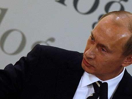 Sicherheitskonferenz Putin