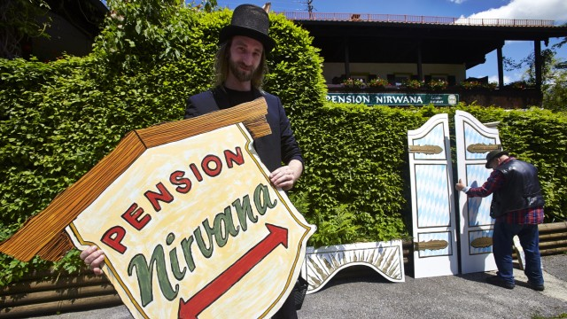 Pension Nirvana Wolfgang Ramadan
