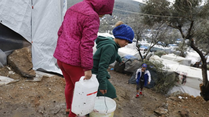 'Flüchtlingskinder aus der Gefahrenzone holen'