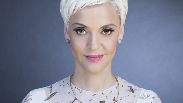 Weltmusik: Die wichtigste Botschafterin der portugiesischen Musik: Mariza.