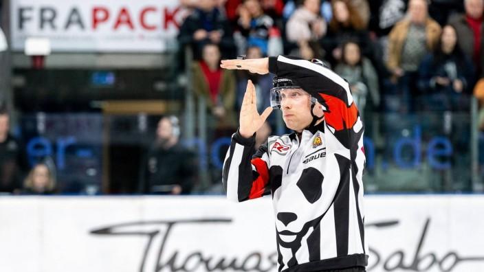15.03.2019 - Eishockey - Saison 2018 2019 - DEL - Playoffs Viertelfinale 2. Spieltag: Thomas Sabo Ice Tigers Icetigers