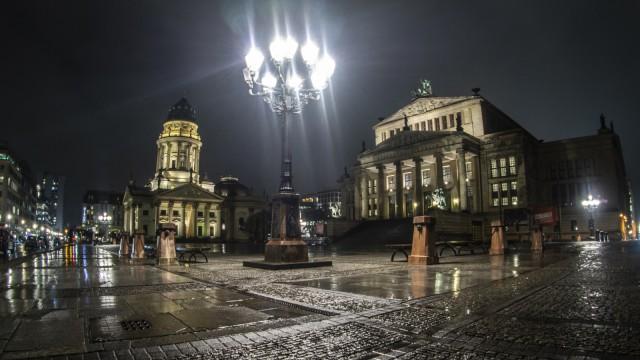Coronavirus - Veranstaltungen abgesagt in Berlin