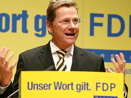 Guido Westerwelle; ddp