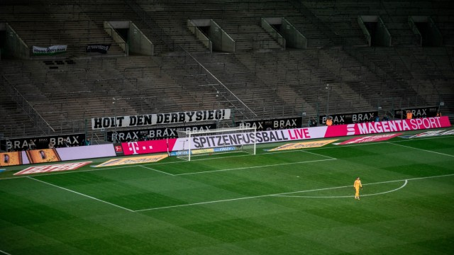 Borussia Mönchengladbach - 1. FC Köln