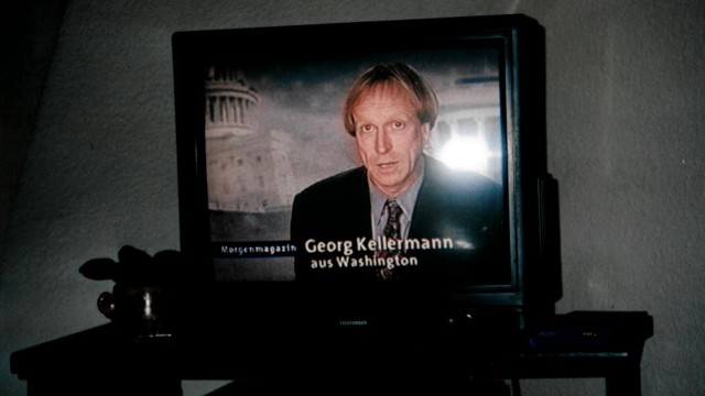 Georgine Kellermann Fernseher