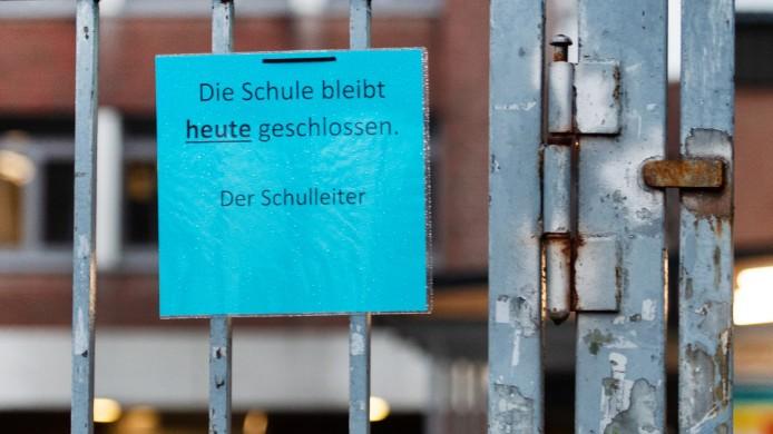 Coronavirus - Schulen im Kreis Heinsberg weiter geschlossen