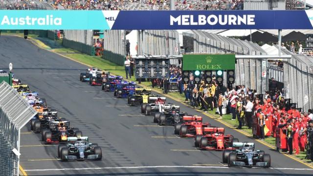 Erste Coronavirus-Verdachtsfälle im Formel-1-Fahrerlager