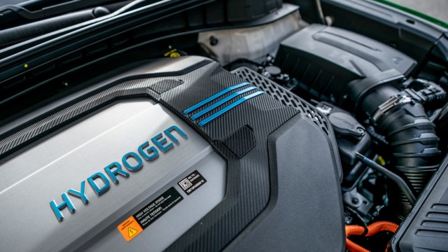 Batterie oder Wasserstoff - PKW mit Brennstoffzelle