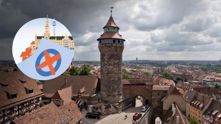 Kommunalwahl in Nürnberg