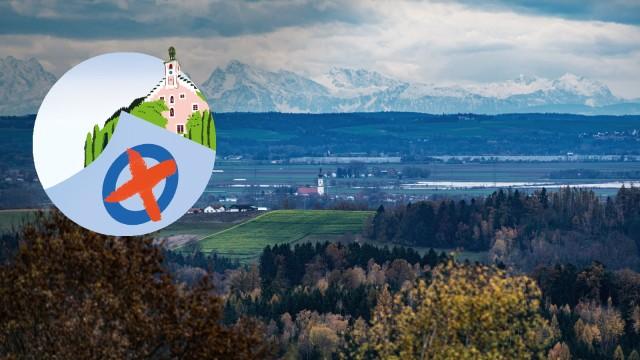 Kommunalwahl in Bayern