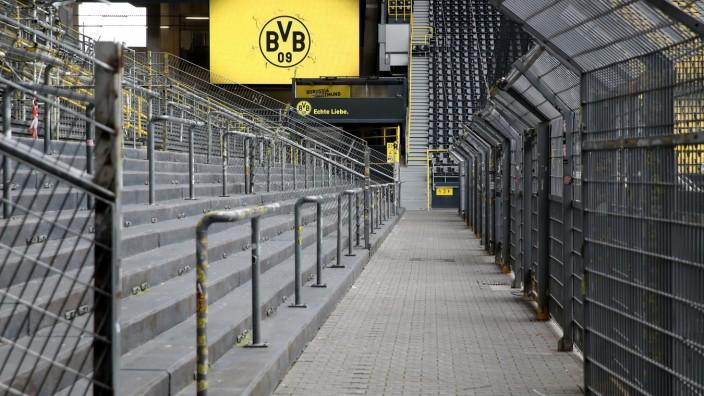 Bundesliga Could Be Postponed Due To Coronavirus Spread