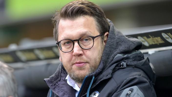 14-12-2019 / pmk / NB183580 Fussball/Herren Bundesliga Saison 2019/2020 SC Paderborn 07 Martin PRZONDZIONO Geschaeftsfue; MartinPrzondziono