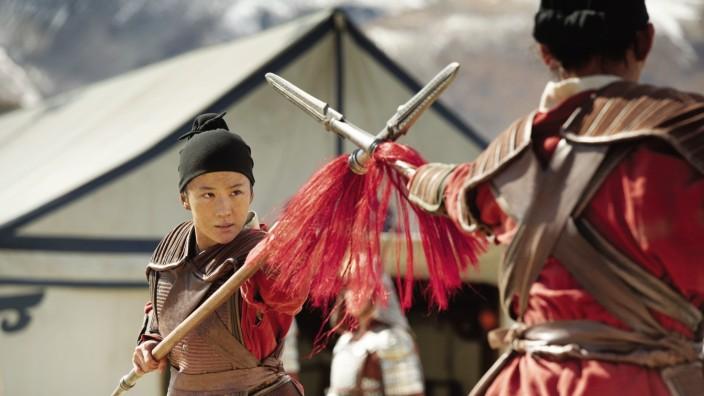 null; Mulan