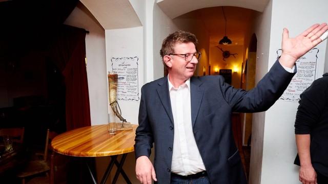 Wahlabend - SPD Uli Proske