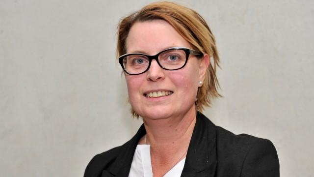 Gilching: Landratskandidatin Christiane Kern