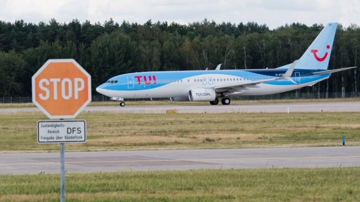 Weniger Ferienflüge von deutschen Flughäfen im Sommer