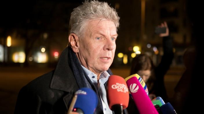 PK Dieter Reiter Harras