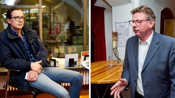 Wahlabend - EBE CSU Gressierier; Gressierer und Proske