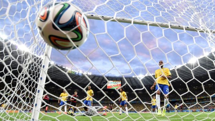 WM 2014 - Deutschland - Brasilien 7:1