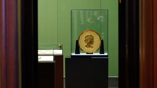 Goldgiganten im Bode-Museum