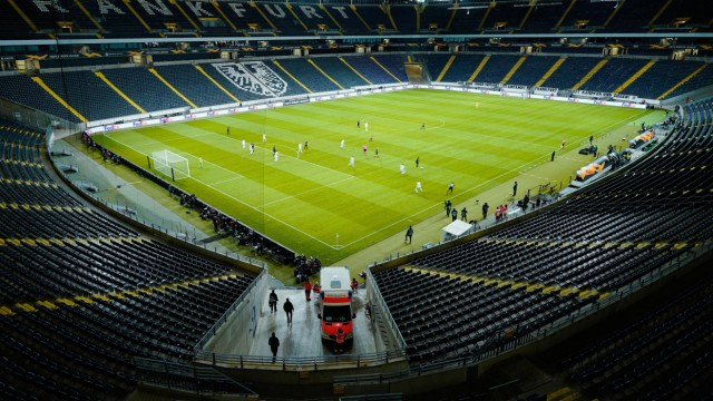 Eintracht Frankfurt - FC Basel