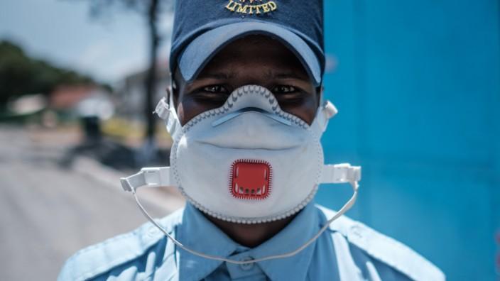Coronavirus: Kenia war das erste Land Ostafrikas, in dem das Virus gefunden wurde.