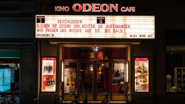 Kino Deutschland Corona