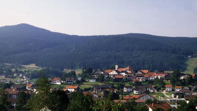 Corona-Krise: Bodenmais im niederbayerischen Landkreis Regen ist für seine Wellnesshotels bekannt.