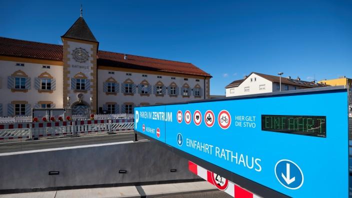 Rathaus Geretsried
