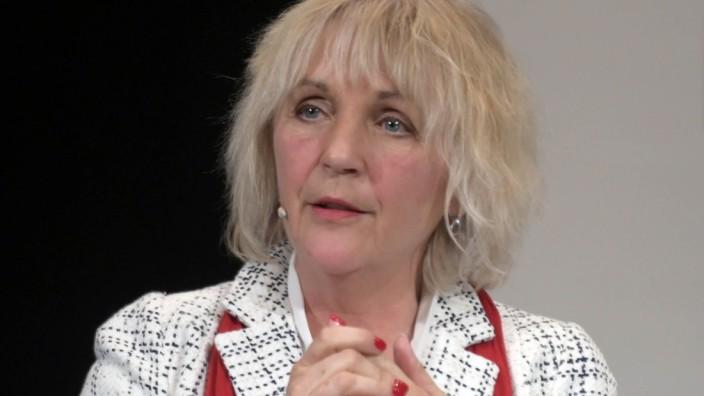 Nach nur einer Amtszeit abgewählt: die Haarer Bürgermeisterin Gabriele Müller von der SPD.