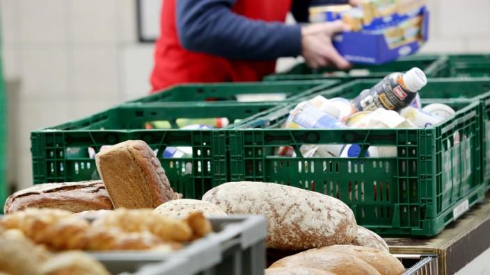 Erste Lebensmitteltafeln in Thüringen schließen