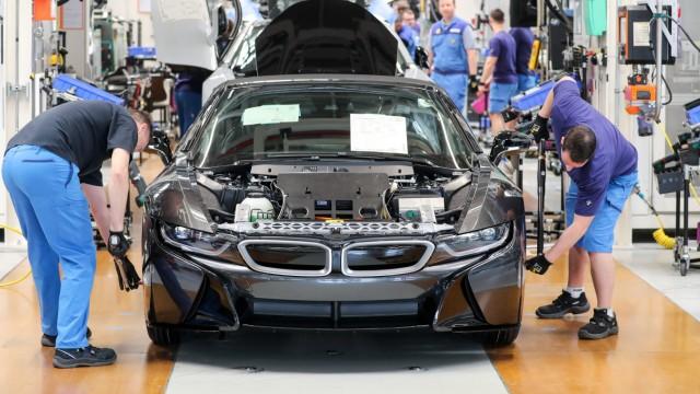 BMW - Produktion