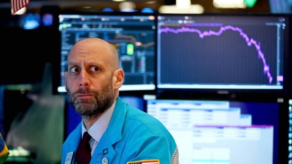 Börse: Händler an der Wallstreet (NYSE)