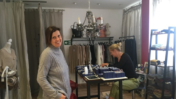 Conny Broenner vom Concept Store