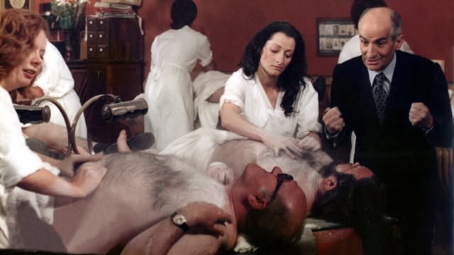 Brust oder Keule L AILE OU LA CUISSE F 1976 Regie Claude Zidi LOUIS DE FUNES re UnitedArchi