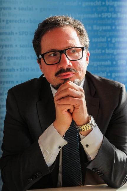 SPD Kandidat