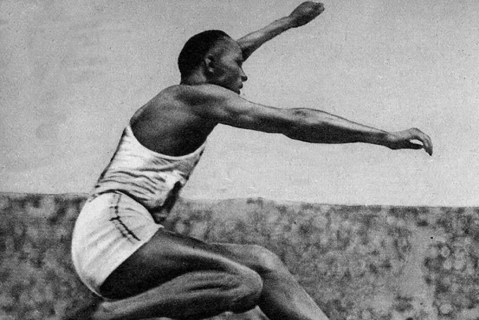 Jesse Owens 1913 - 1980 American track and field athlete He participated in the 1936 Summer Olymp; Jesse Owens