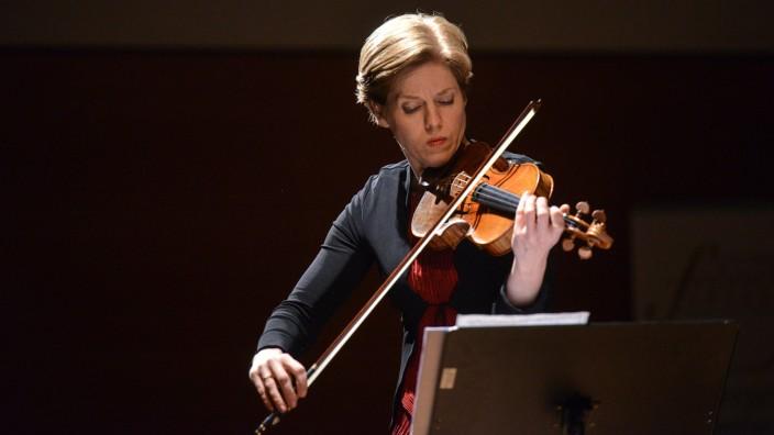 Konzert Isabelle Faust und Andreas Staier im Rahmen der Veranstaltungsreihe Schneegestöber der Salzk