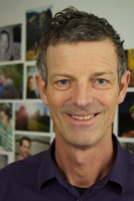 Der gebürtige Hamburger Daniel Sponsel leitet seit 2009 das Dokumentarfilmfestival München.