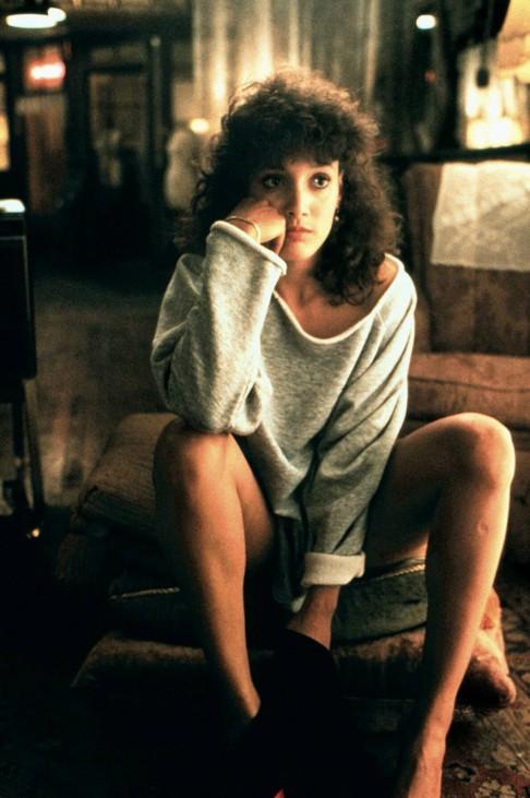 Jennifer Beals Characters: Alex Owens Film: Flashdance (USA 1983) Director: Adrian Lyne 15 April 1983 PUBLICATIONxINxGER